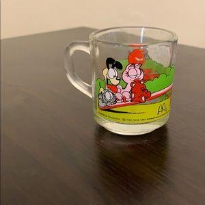Other - McDonald's Jim Davis Garfield glass mug